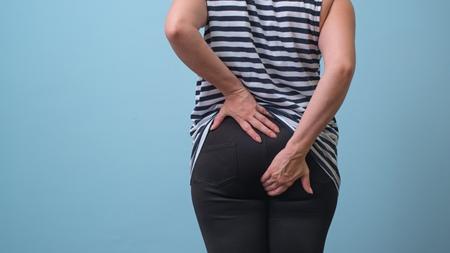 恥骨痛と坐骨神経痛の違いは?