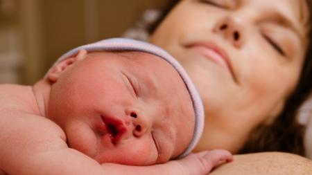 運動を勧める理由 分娩時