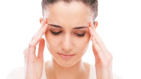 着床後に頭痛が起こる