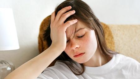 重度の妊娠悪阻で入院生活