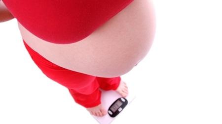 妊婦 体重計