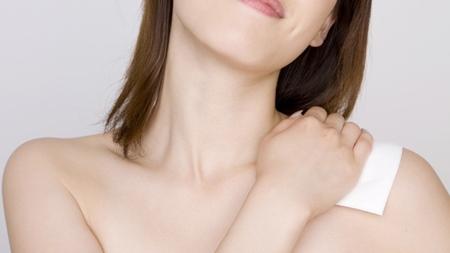 皮膚から浸透する成分