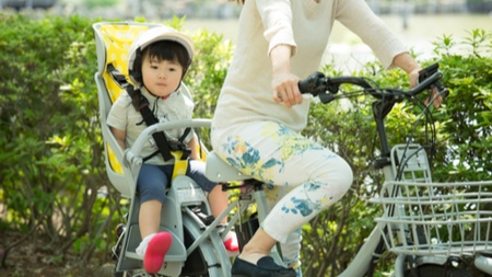 産後を考えて電動アシスト自転車の買い換えを検討してみる