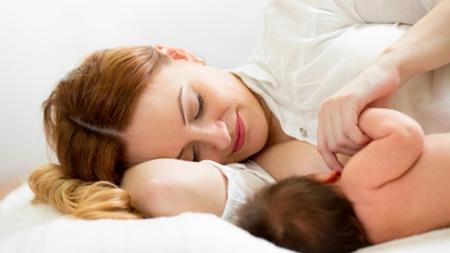 出産後の予行練習