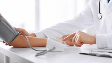 低血圧による動悸