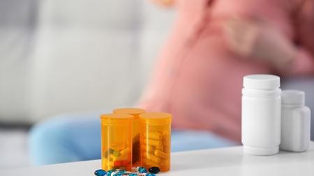 妊婦は薬が服用できないから