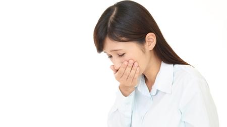 食中毒の症状