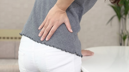 骨盤が広がるような痛みで妊娠発覚