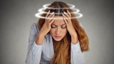 貧血による頭痛