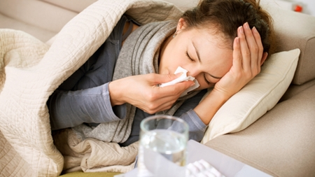 妊娠初期に風邪薬は飲んでいいの?