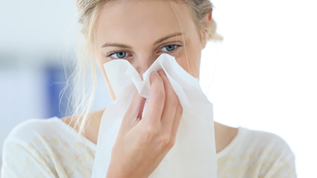 妊娠初期の風邪の症状とは?