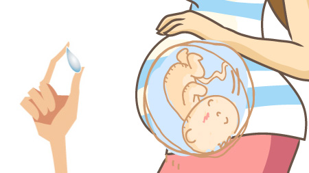 子宮口の開きによっておりものが出ます