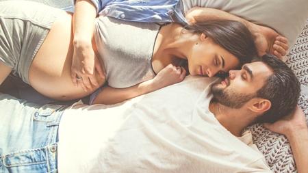 妊娠してから旦那と相性アップ!性欲も感度もアップ?なんでかな?