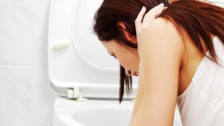 つわりによる逆流性食道炎