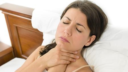 逆流性食道炎の症状とは?