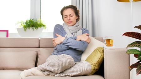 寒気と吐き気と頭痛に悩まされた妊娠初期