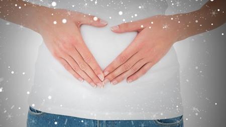 妊娠初期の寒気