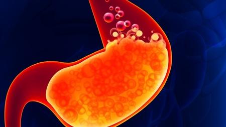 胃酸の分泌過多による胃痛