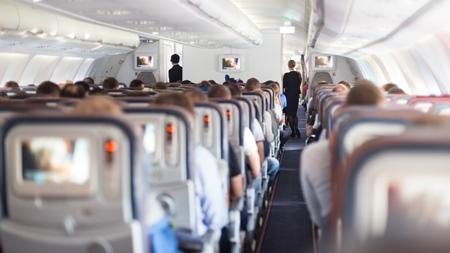 飛行機に乗るときは準備が大切