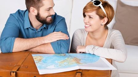 安全第一で旅行計画 妊娠中飛行機の選択無し