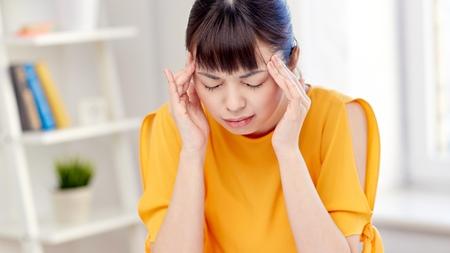 珍しい頭痛