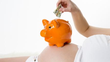 水中出産の費用