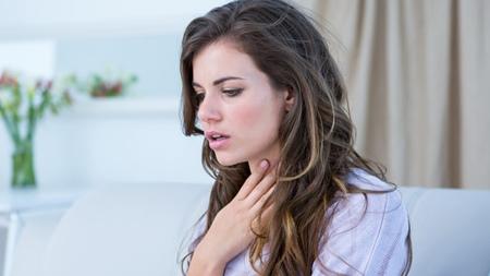 喘息やアトピー性による咳