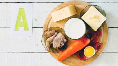 ビタミンAの一日の摂取限界量とは?