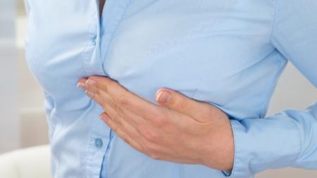 胸の張りが辛い時の対処法
