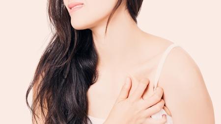 胸の張りとヒリヒリ乳首痛で、もしかして妊娠?