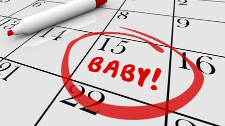 出産日について