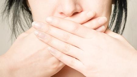 唾液の分泌の増加・減少