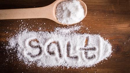 カレーの塩分にも注意