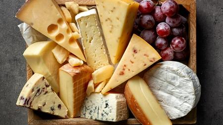 海外産の生チーズ