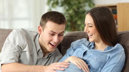 もっとも胎動の強い時期とは?