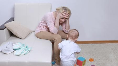産後のセックスレスに注意