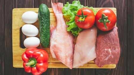 鉄分を多く含む食べものについて
