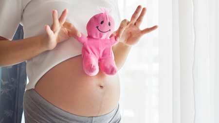 妊娠中の正中線の対処法