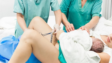後産と後産期陣痛について