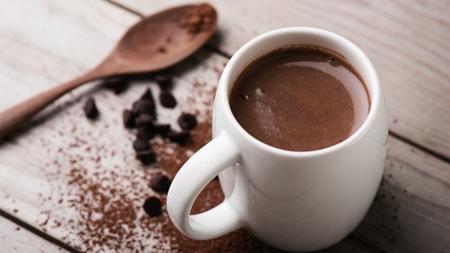 ココアに含まれるカフェインについて