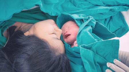 分娩後の導尿について