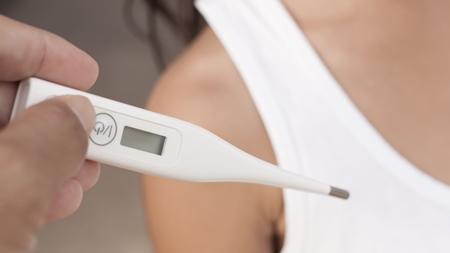 睡眠と体温の関係