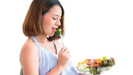 食べ方を考える 食べすぎは控える