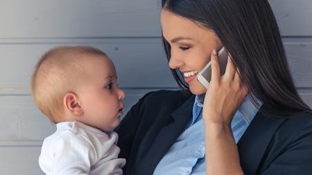 産後、復帰を希望する場合ははっきり伝える