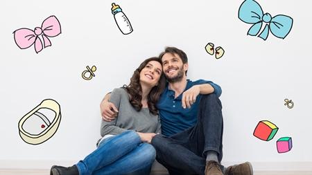 妊娠の発覚~性別が楽しみ