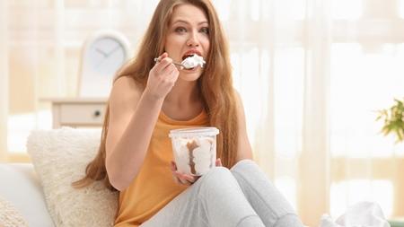 食べる量と回数に注意すること