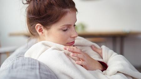 冷えによる頭痛や吐き気