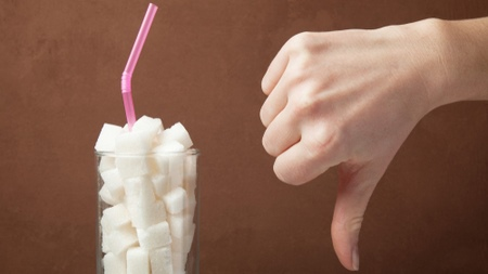 糖分を多く含む飲み物