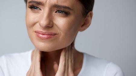 妊娠超初期~妊娠初期の喉の痛みで注意したいこと