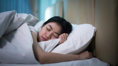 寝方を工夫する